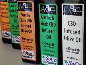 CBD Infused Oil